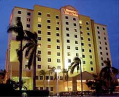 Miami International Airport Hotels